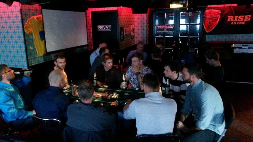 Pokeraften i silkeborg united fodboldklub