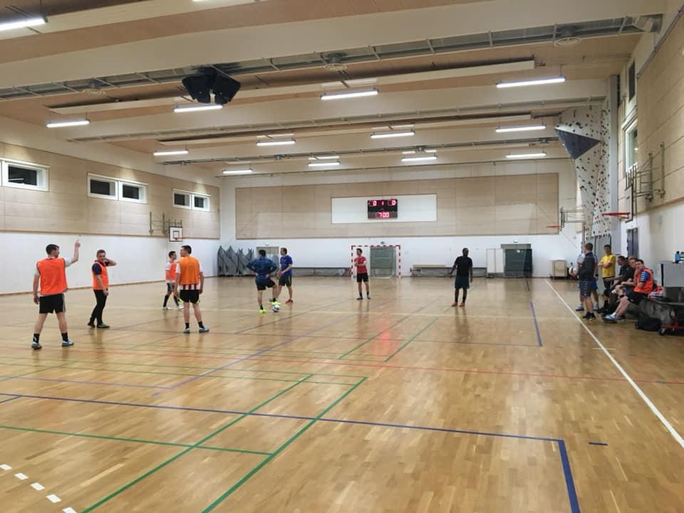 indendørs fodbold silkeborg united fodboldklub