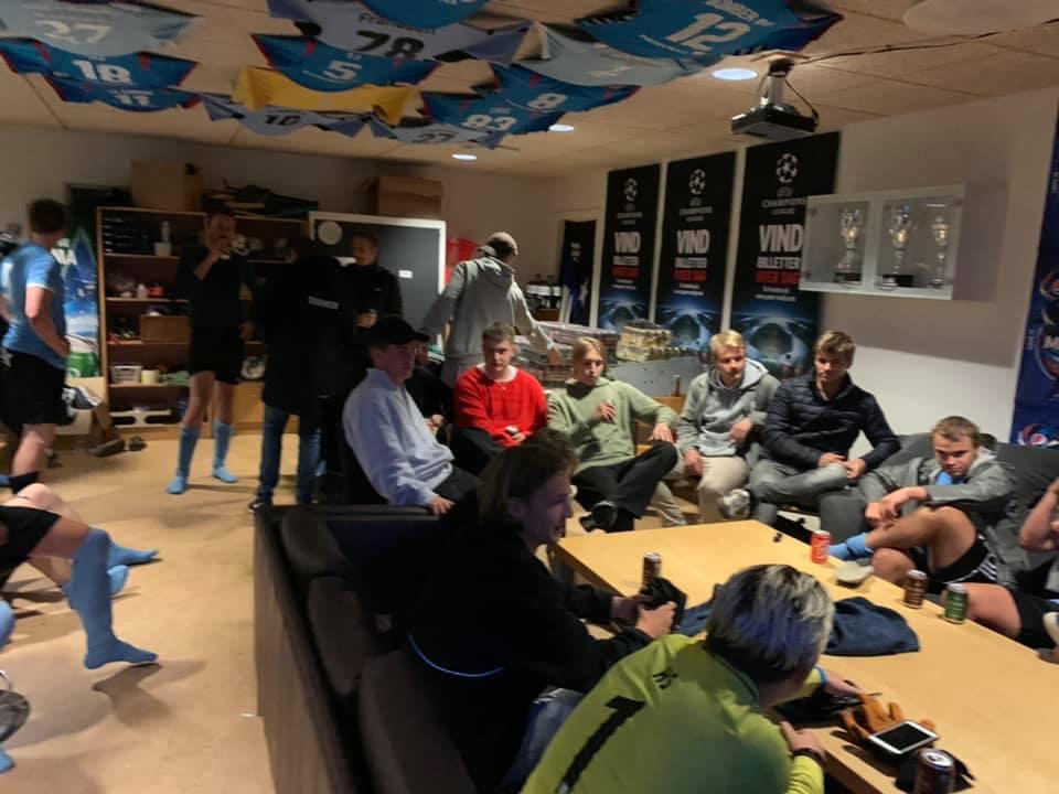 Fælleskabet og venskabet i Silkeborg United fodboldklub